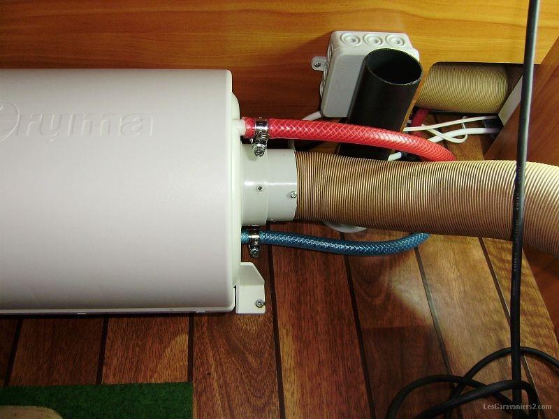 Probleme sur chauffe eau truma therme page 3 forum les - Fuite chauffe eau par le haut ...